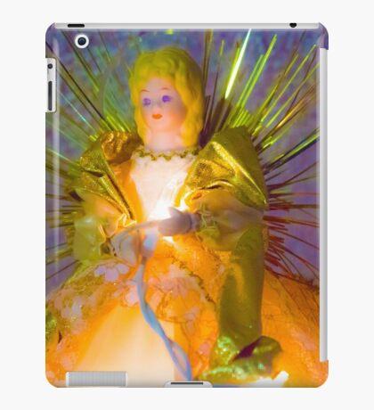 Gold Angel II iPad Case/Skin