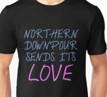 P!ATD/Music - Northern Downpour Sends Its Love Unisex T-Shirt