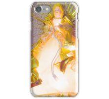 Gold Angel I iPhone Case/Skin