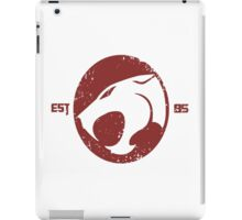 Legendary Thundercats  iPad Case/Skin