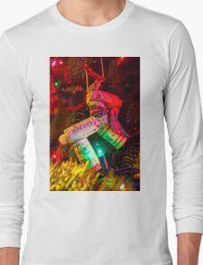 Corky Deer Long Sleeve T-Shirt