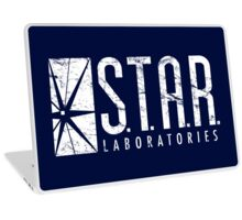 STAR Labs Laptop Skin