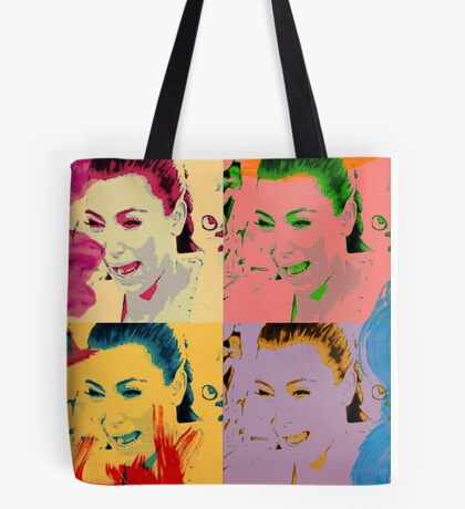Kim Kardashian Crying Tote Bag