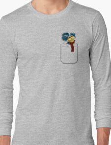 Say 'Allo To My Little Friend Long Sleeve T-Shirt