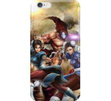 Street Fighter X Tekken and Chun li legends Phone Case iPhone Case/Skin
