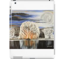 White Willow iPad Case/Skin