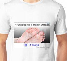 foot art Unisex T-Shirt