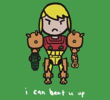 Tuff Grrl by BootlegBird