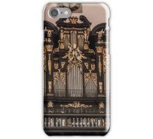 St Michael's Church, Mondsee  Organ   iPhone Case/Skin