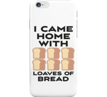I asked for 6 Eggs... iPhone Case/Skin