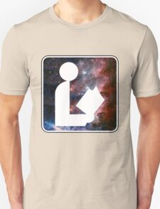Libraries are out of this world Unisex T-Shirt