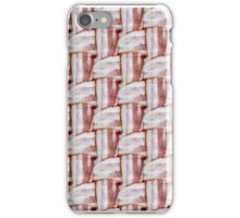 Bacon Weave iPhone Case/Skin