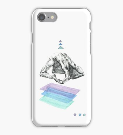 Blue Mountains iPhone Case/Skin