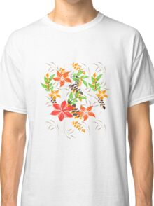 Floral Pattern #35  Classic T-Shirt