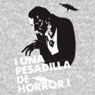 Una Pesadilla de Horror! by RobC13