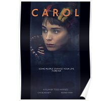 CAROL // Alternative Movie Poster #1 Poster