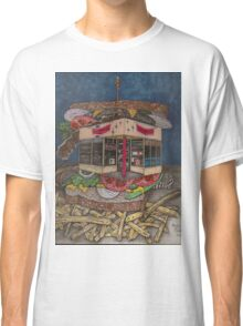 The All Star Sandwich Bar Classic T-Shirt