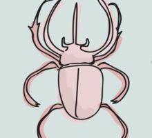 Scarab Beetle/Bug Art No.2 Sticker