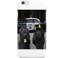 "☞ º°""˜`""°☜♥☞ BAD BOYS TAKEN FROM THEME SONG-POLICE DOGS THROW PILLOW ☞ º°""˜`""°☜♥☞ iPhone Case/Skin"