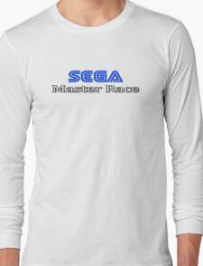 Sega Master Race Long Sleeve T-Shirt