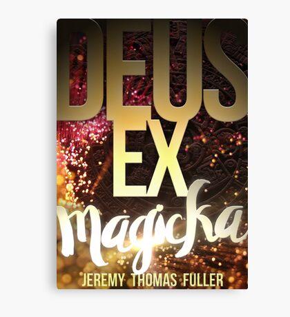 Deus Ex Magicka Canvas Print
