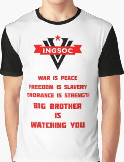 INGSOC Guidelines Graphic T-Shirt