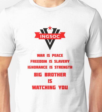 INGSOC Guidelines Unisex T-Shirt