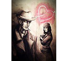 Fallout: Valentine Investigations Photographic Print