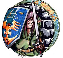 Link to the Past by goscharts