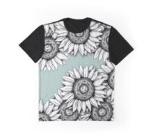 She Was as Wild as the Flowers Graphic T-Shirt