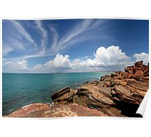Broome Clouds Poster