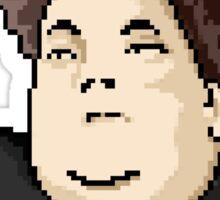 Drachenlord PixelArt Sticker