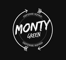 MONTY GREEN DEFENSE SQUAD Unisex T-Shirt
