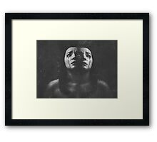 Heartache Framed Print
