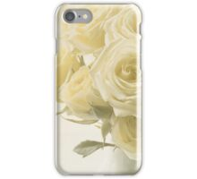 Whispers of Chiffon - Roses iPhone Case/Skin