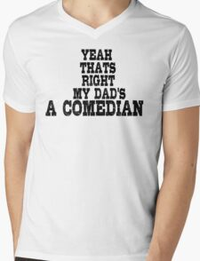 Comedian Funny Stand Up Dad T-Shirt