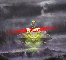 Electric Sky (SOLD OUT! 50/50) by orioto