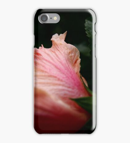 Flower's Personal Space  iPhone Case/Skin