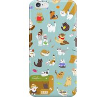 neko atsume! iPhone Case/Skin