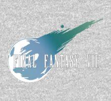 Meteor Logo - Final Fantasy VII Baby Tee