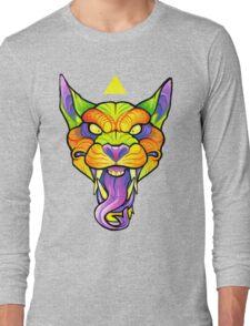 Rainbow Wildcat Long Sleeve T-Shirt