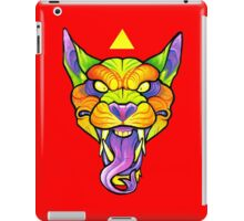 Rainbow Wildcat iPad Case/Skin