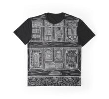 Climb Into the Window Zone Graphic T-Shirt