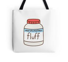Marshmallow Fluff Tote Bag
