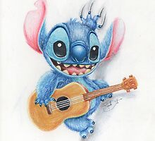 Furry Stitch by stayincharacter