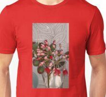 GUM FLOWERS AND GUM NUTS Unisex T-Shirt
