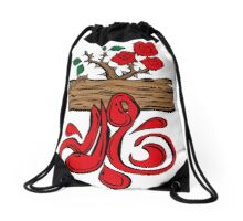 RIGHTEOUS. Drawstring Bag
