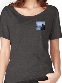 Perched! Women's Relaxed Fit T-Shirt