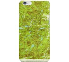 New York NY Paradox Lake 136393 1953 62500 iPhone Case/Skin