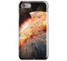 Falling Moon iPhone Case/Skin